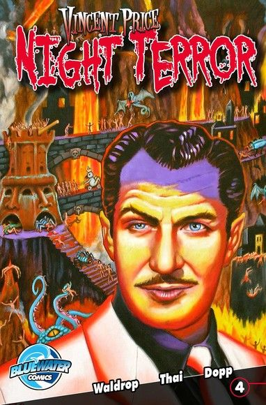 Vincent Price: Night Terror Vol.1 # 4