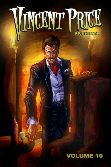 Vincent Price Presents: Volume 10