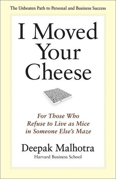 我動了你的奶酪