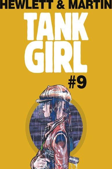 Classic Tank Girl #9