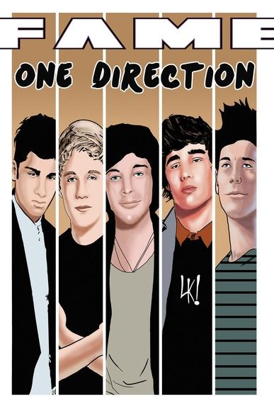 FAME: One Direction Vol. 1 #1