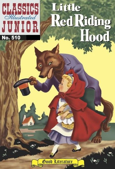 Little Red Riding Hood 小紅帽