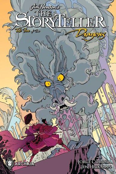Jim Henson's Storyteller: Dragons #4