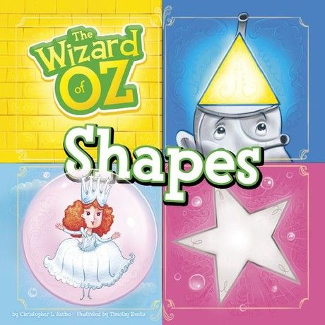 Wizard of Oz Shapes
