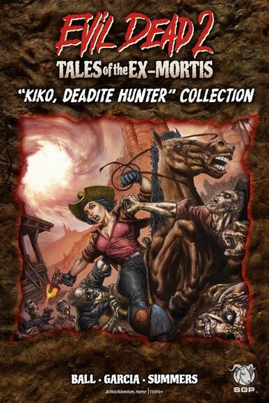 Evil Dead 2: Tales of the Ex-Mortis, Collection 3