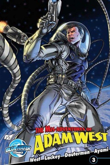 Misadventures of Adam West