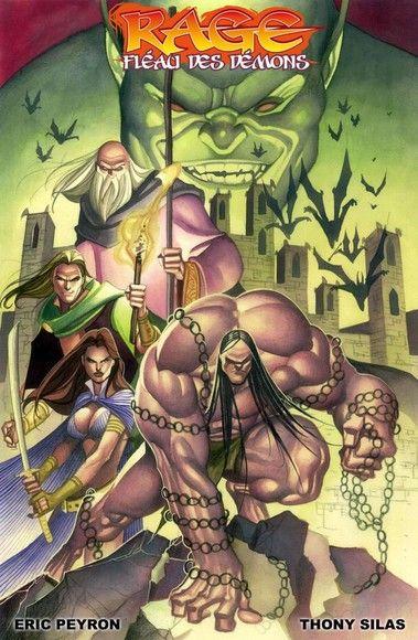 Rage - Fléau des démons Vol. 1 # 0