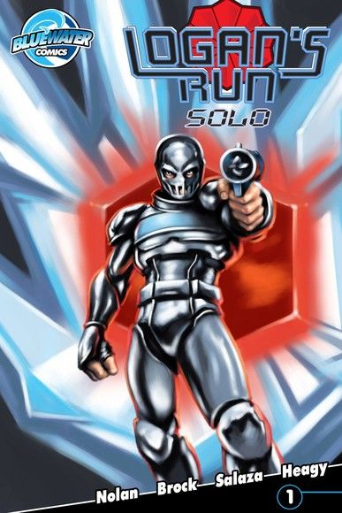 William F. Nolan's Logan's Run: Solo