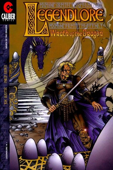 Legendlore #14: Wrath of the Dragon (2 of 4)