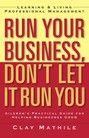 掌握你的生意,而不是被掌握