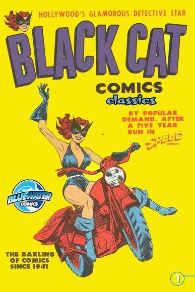 Black Cat Classic Comics