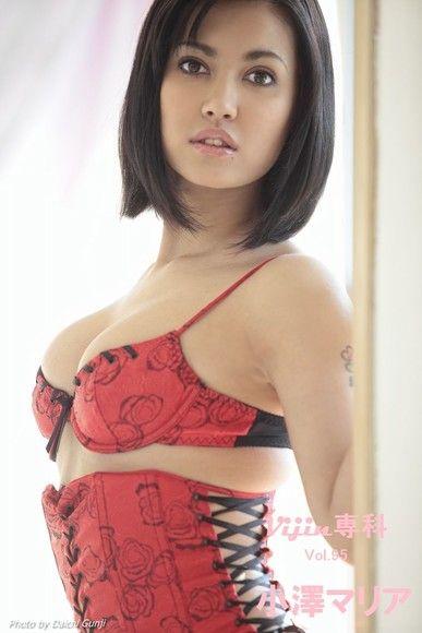 【Vijin 專科  No.95】小澤瑪麗亞 (1)