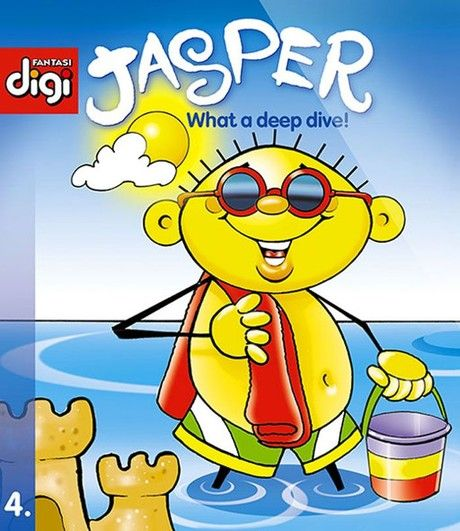 Jasper series 4 - What a deep dive!