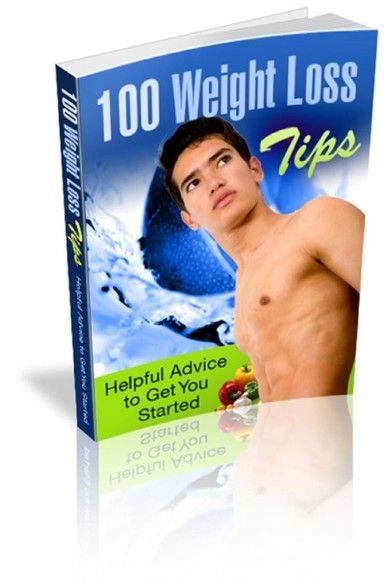 英語閱讀訓練/100 Weight Loss Tips