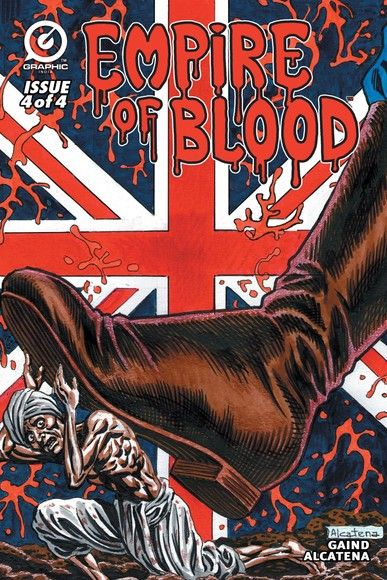 Empire of Blood #4