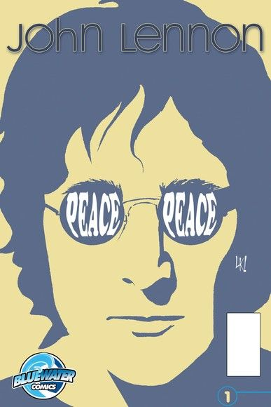 Orbit: John Lennon Vol. 1 #1
