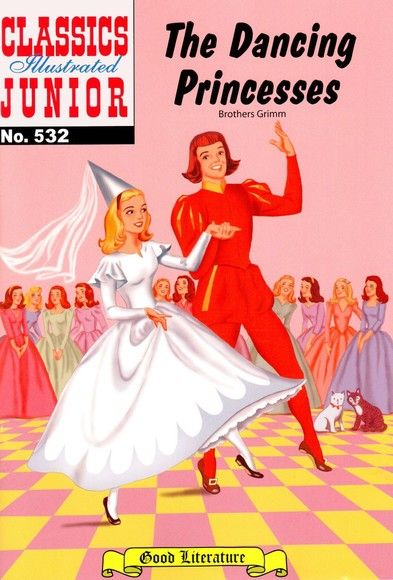 The Dancing Princesses