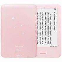 mooInk 6吋電子書閱讀器(緋櫻粉)