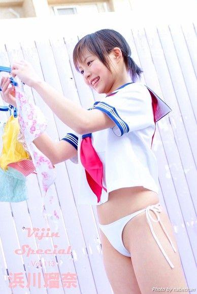 【Vijin Special  No.113】浜川瑠奈 04