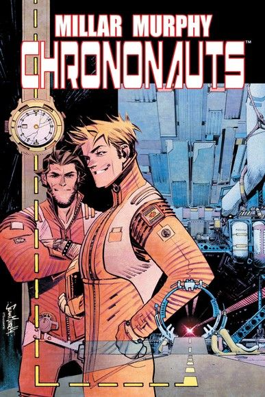 Chrononauts vol 1