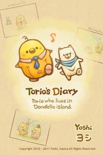 Torio's Diary