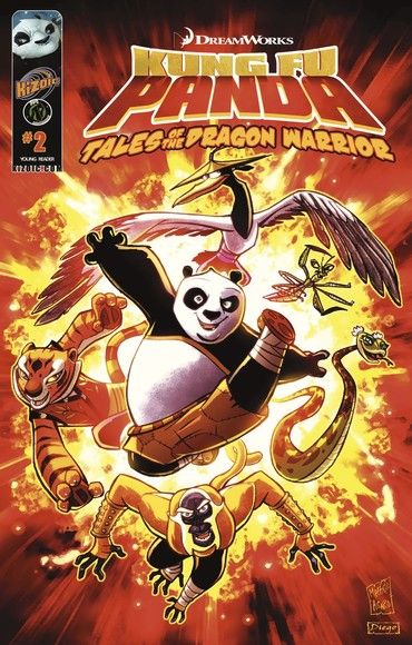 Kung Fu Panda Vol.2 Issue 2