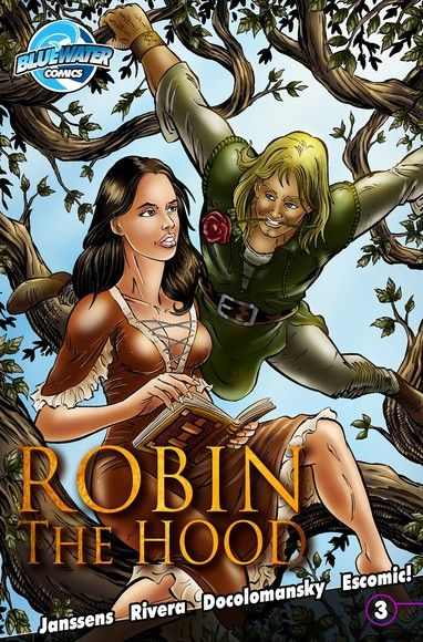 Robin The Hood Vol.1 # 3