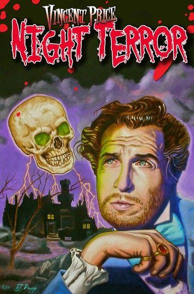 Vincent Price: Night Terror Vol. 1 # GN