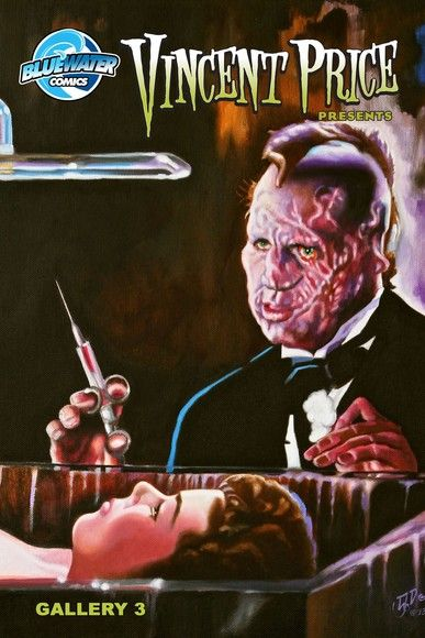 Vincent Price Presents: Gallery