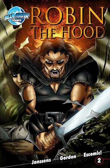 Robin The Hood Vol.1 # 2