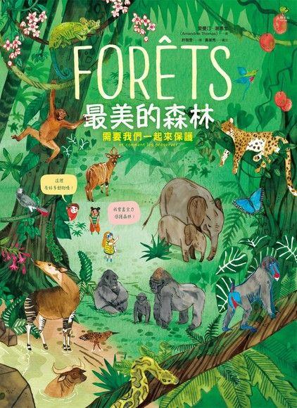 最美的森林:需要我們一起來保護