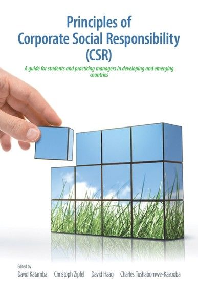 Principles of Corporate Social Responsibility (CSR)