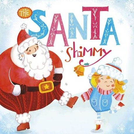 Santa Shimmy