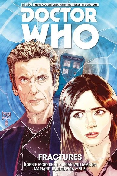 Doctor Who: The Twelfth Doctor Vol. 2