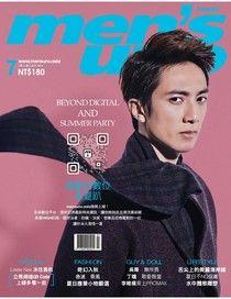 men's uno 男人誌 07月號/2014 第179期
