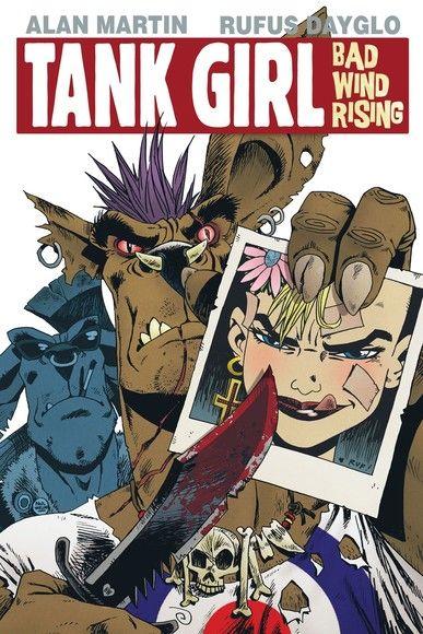 Tank Girl: Bad Wind Rising #2