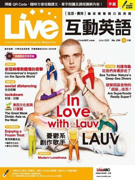 Live互動英語 06月號/2020 第230期