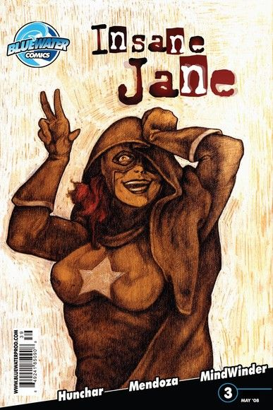 Insane Jane Vol. 1 #3