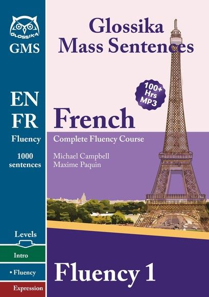 French Fluency 1 (Ebook + mp3)