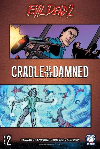 Evil Dead 2: Cradle of the Damned Chapter 2