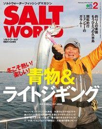 SALT WORLD 2018年2月號 Vol.128 【日文版】