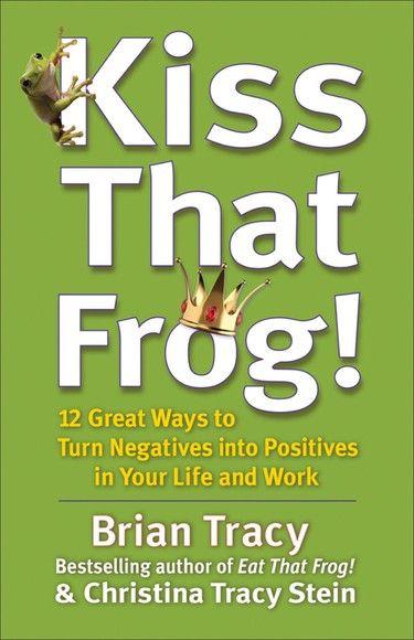 親吻青蛙!