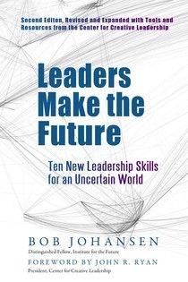 領袖創造未來