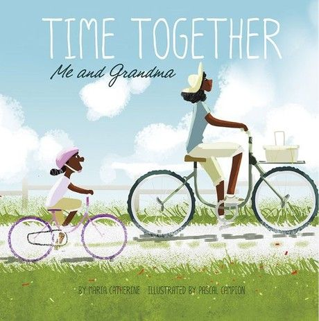 Time Together: Me and Grandma