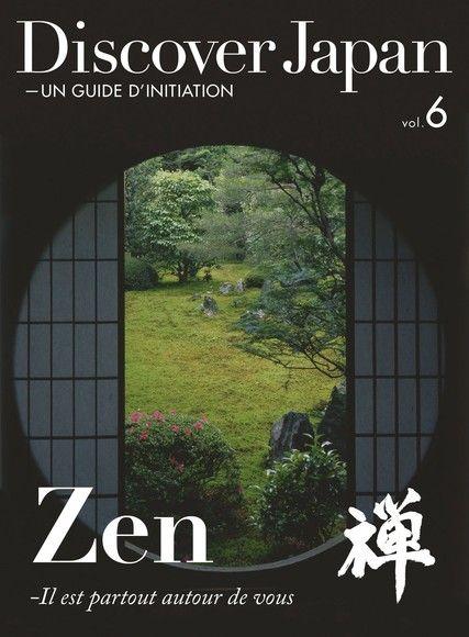 Discover Japan - UN GUIDE D'INITIATION Vol.6