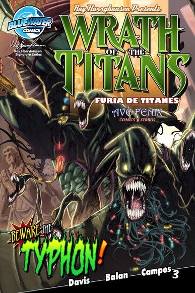 Wrath of the Titans (Spanish Edition)