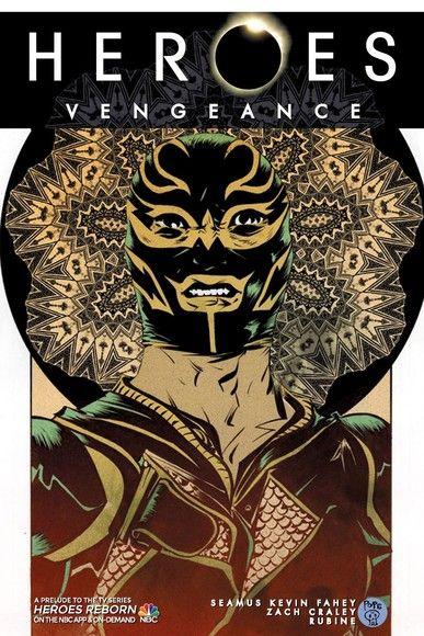 Heroes: Vengeance #5