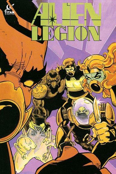 Alien Legion #32