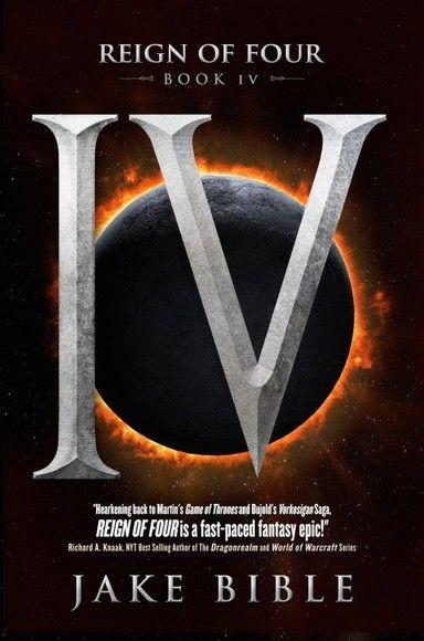Reign of Four: IV #4