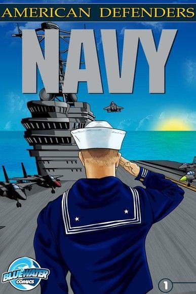 American Defenders: The Navy